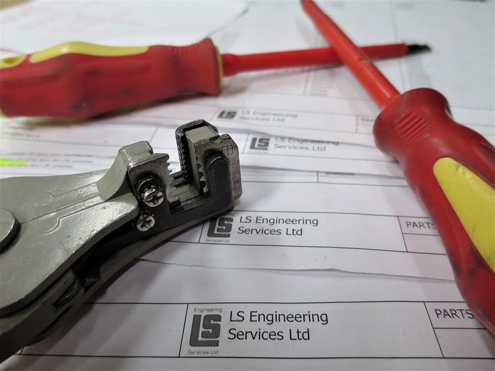 LS Engineering Services Ltd - Design & Manufacture