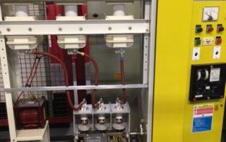 British Sugar Vacuum contactor