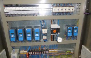 LS Engineering Services - Electrical Control & Distribution