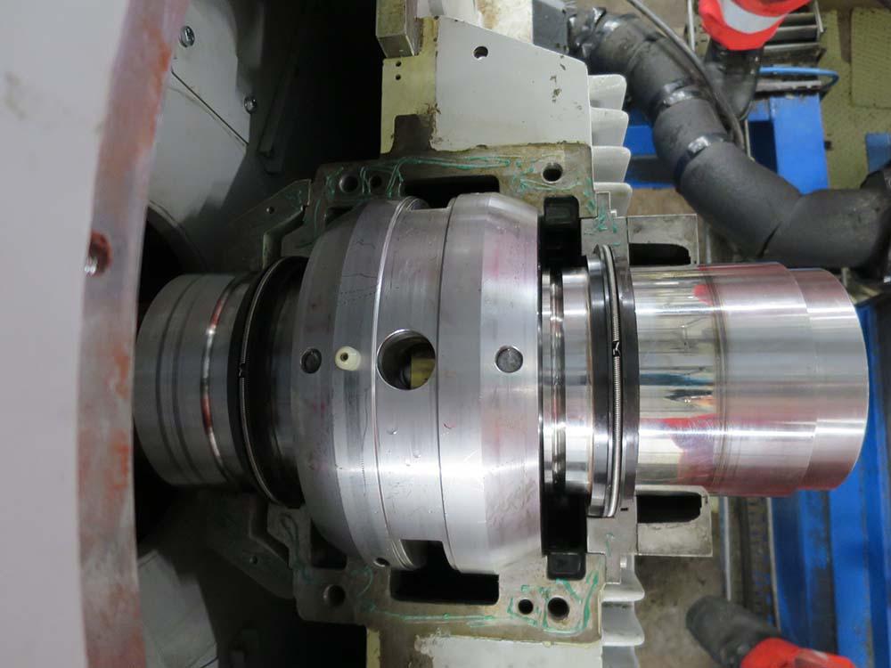 MV Motor Maintenance – UK Onshore Oil & Gas Plant