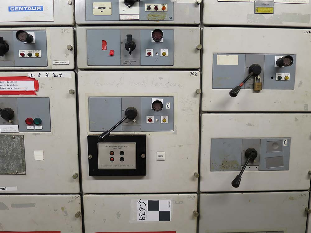 Brent Bravo Platform Decommissioning- LV Switchgear Modifications