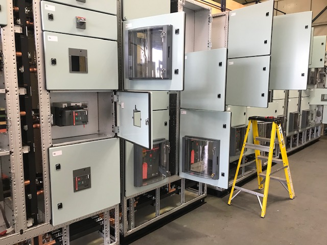 Major LV Switchgear Contract for the Defence Sector