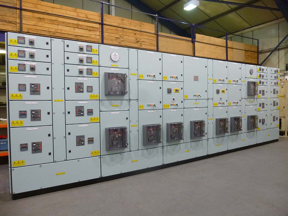 Completion of second Major LV Switchgear Contract for the UK Defence Sector