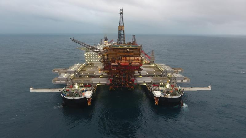 Brent Alpha Decommissioning